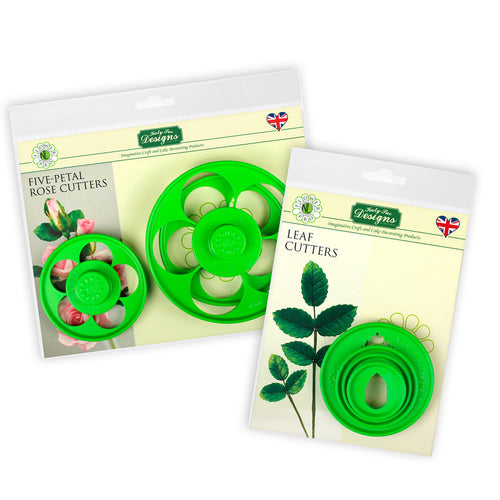 C&D - Leaf and Petal Cutters Flower Pro