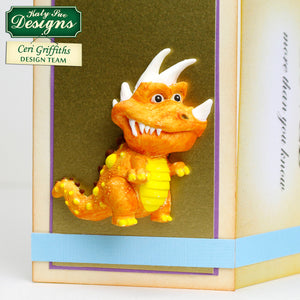 C - T-Rex Cake and Craft Decorating Mould