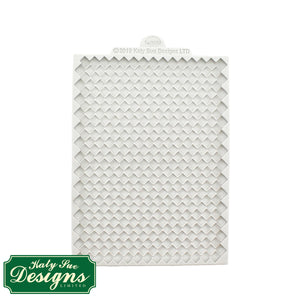 C&D - Continuous Rattan Basket Weave Silicone Mold