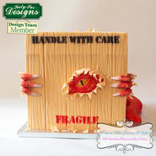 CD - Dragon cake decorating mold