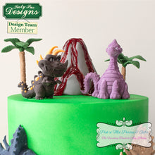 CD - Diplodocus Cake and craft mould