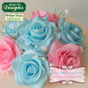 Roses Silicone Embossers