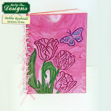 C - Craft Idea using Butterflies Silicone Embosser