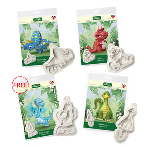 C&D - Dinosaur & Dragon Bundle