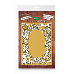 Adventures in Creativity - Wildflower Frame Die Set