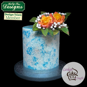 CD - Calyx mold for Cake