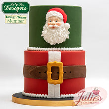 CD - Santa Belt Mold