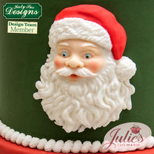 CD - Santa Head Mold
