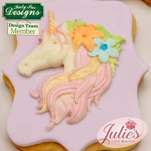CD - Mini Unicorn Cake Decorating Mould