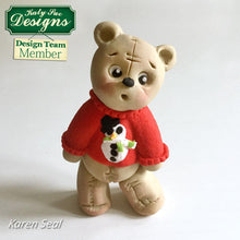 C - An idea using the Stitched Teddy Bear Mould product