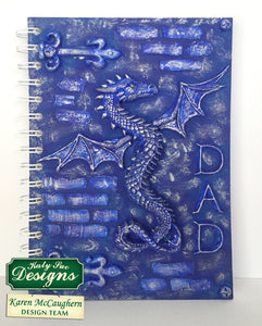 C - Dragon Mold for Cake and Craft