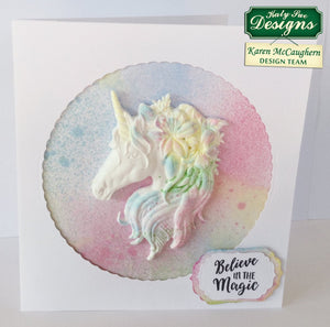 C - Unicorn Craft Mould