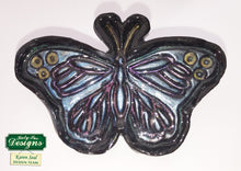 C - Craft Idea using Butterflies Silicone Embossers