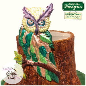 CD - Continuous Tree Bark Mold