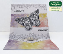 C- Butterfly Stamp Set
