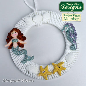 C - An idea using the Little Mermaid Sugar Buttons Mold