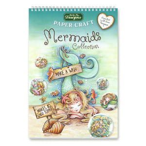 C - Mermaid Craft Pad
