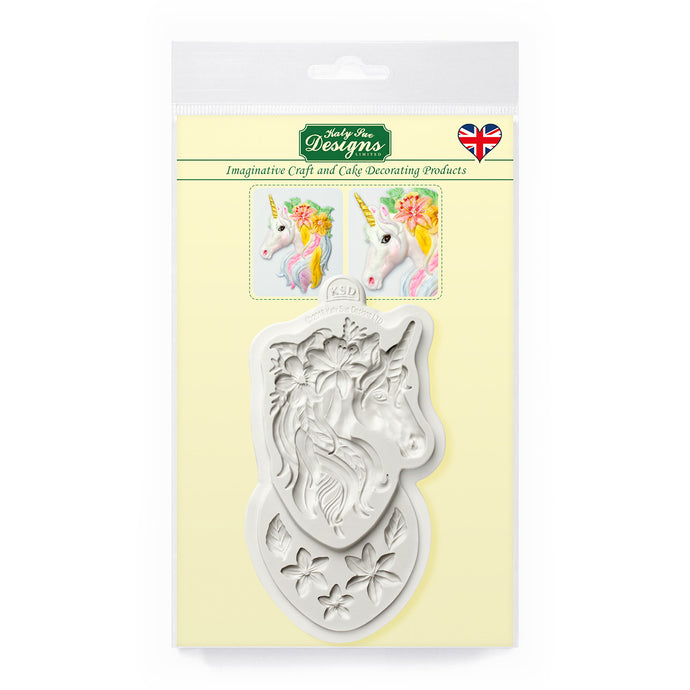 C&D - Mini Unicorn Cake Decorating Mould