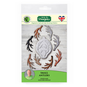 Nicholas Lodge – Small Antlers Mold
