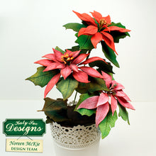 C - Poinsettia Mold and Veiner