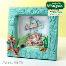 C - An idea using the Mermaids Collection Papercraft Pad