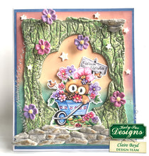 C - Owls Paper Craft Pad