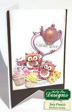 Owls l Paper Craft Pad