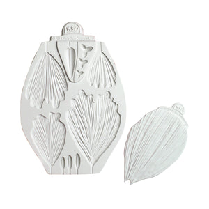 C&D - Peony / Tulip Mold and Veiner