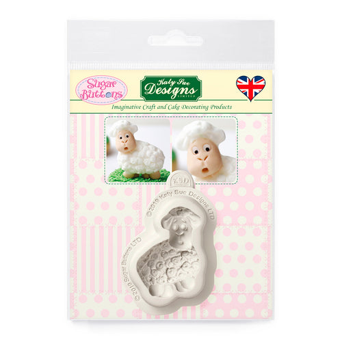C&D - Little lamb cake decorating mold