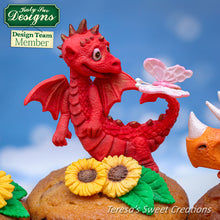 CD - Little Dragon Cake Mold