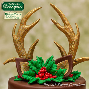 Nicholas Lodge – Large Antlers Mold