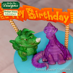 CD - T-Rex Cake and Craft Decorating Mould