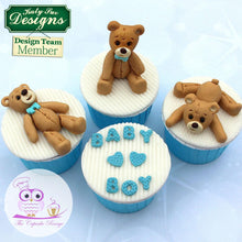 CD - An idea using the Stitched Teddy Bear Mould product