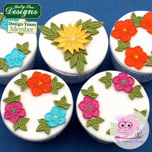 CD - Stylised Flowers Mould