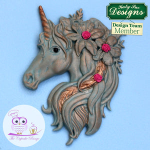 CD - Magical Unicorn Cake Decorating Mould