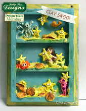 C - An idea using the Starfish and Seahorse Sugar Buttons Mold