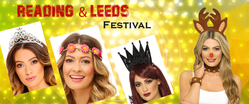 Leeds 2019 Headwear Fancy Dress