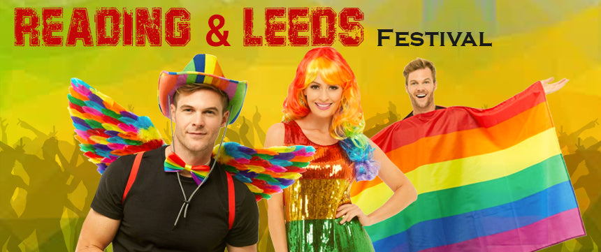 Leesds 2019 Rainbow Fancy Dress