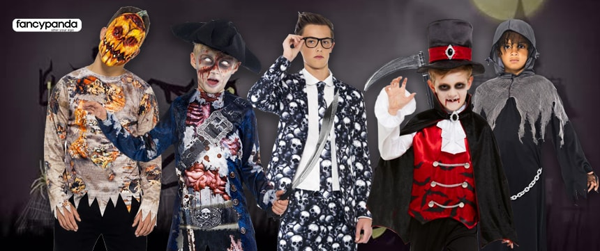 best halloween boys fancy dress
