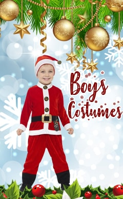 boys-christmas fancy dress