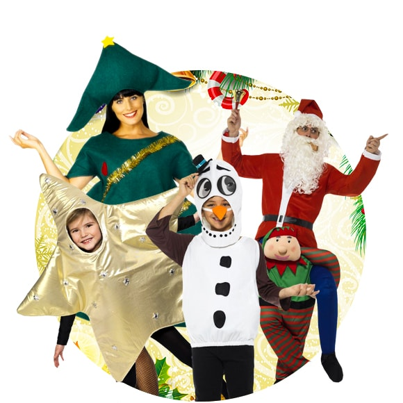 funny christmas costumes