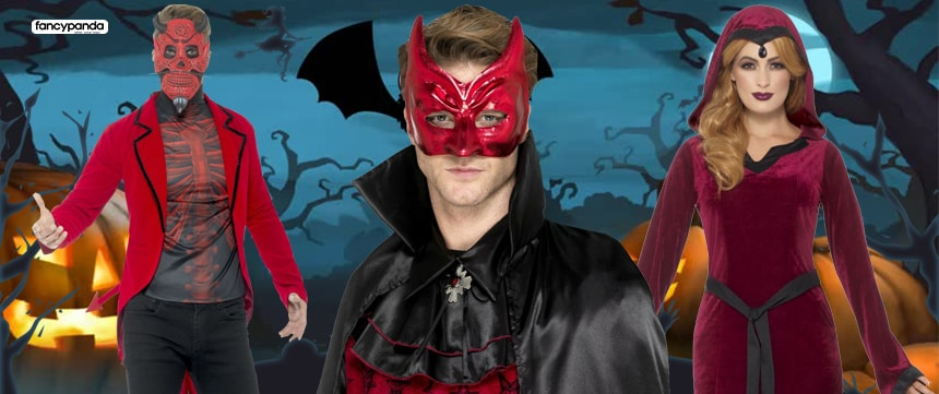halloween devil fancy dress