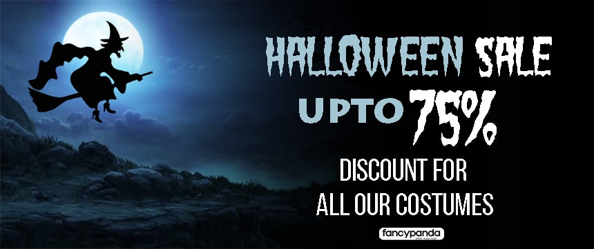 halloween fancy dress sale