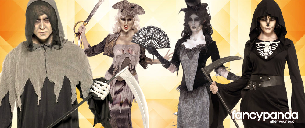 Gothic Fancy Dress Costumes