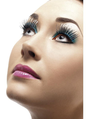 Women's Eyelashes Silver