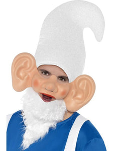 Garden Gnome Mask and Ears