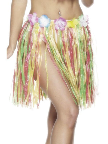Women's Hawaiian Hula Skirt Multi