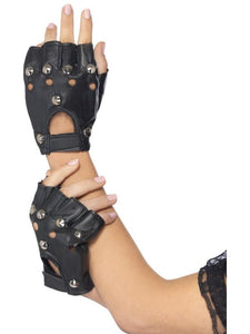 Punk Gloves | Costume Accessories