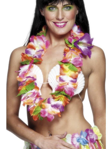 Women's Hawaiian Lei Multi