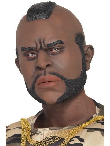Mr T Latex Mask